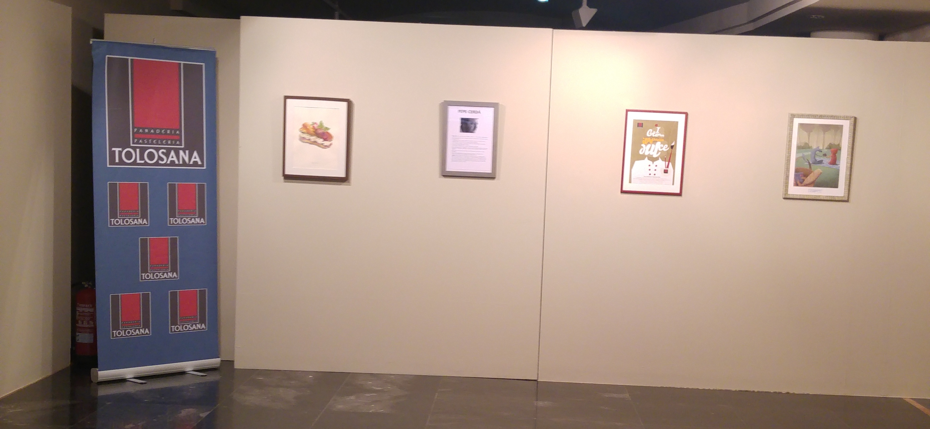 Nuestra Exposición en el Palacio de Villahermosa de Huesca