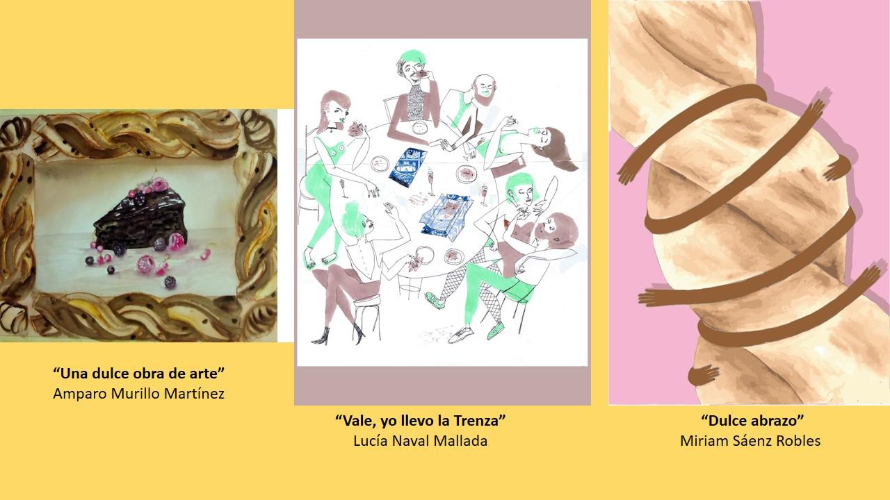 Entrevista a la ganadora del IV Certamen de Ilustración dulce.