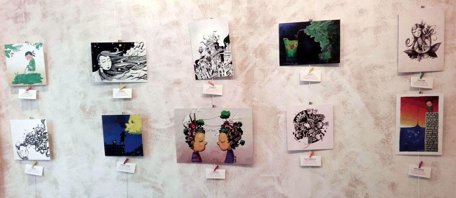 Nueva Exposición en Trenzarte.