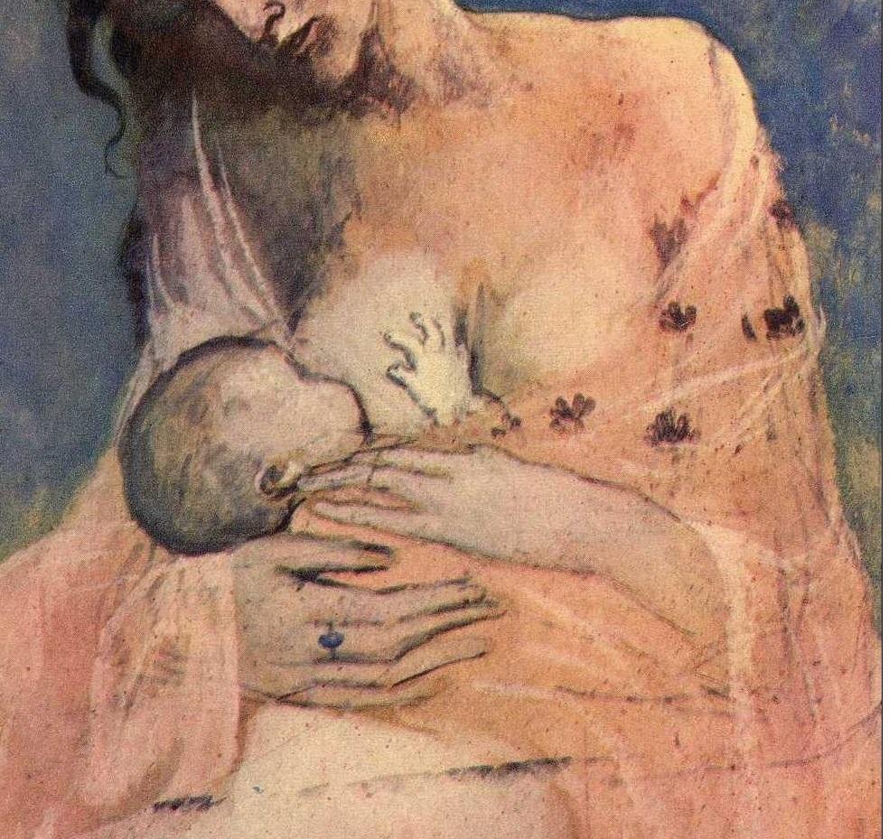La Maternidad en el Arte…