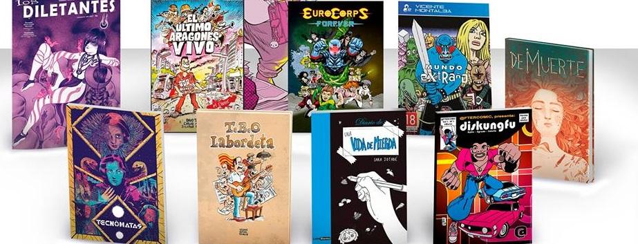 ¡Muy Atentos! sorteamos una colección de Comics entre nuestros FANS