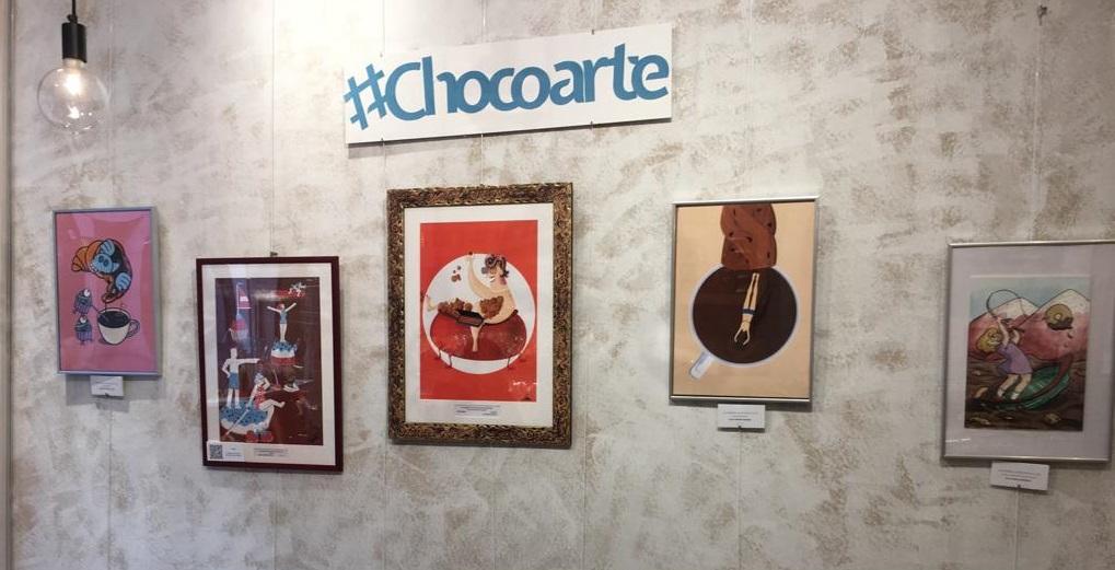 #CHOCOARTE. Arte y Chocolate. ¿Te apetece?