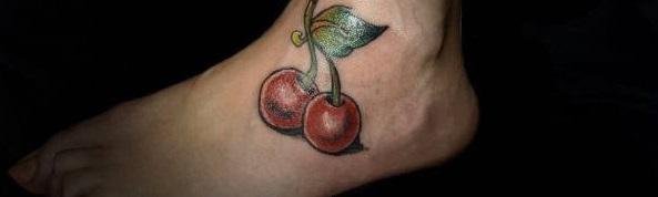Tattoo Cherry
